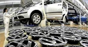 Aumenta 7.2% la producción de vehículos en México
