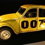 Coches de películas en el Salón del Automóvil de París 2016: ¿los identificas?