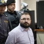 Javier Duarte vuelve a sonreír durante audiencia en Guatemala