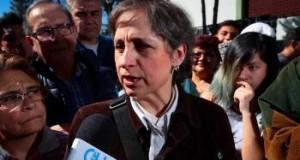 Asegura Carmen Aristegui que siempre ha existido la Caravana silenciosa