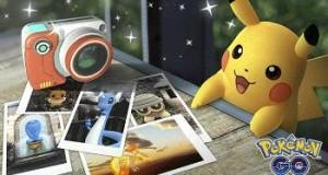 Pokémon GO: Anuncia la función de Instantáneas GO