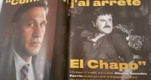 "Nicolás González Perrín, policía que ayudó a capturar a ""El Chapo"", regresa a México por órdenes de Alfonso Durazo"