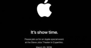 """Envía Apple  invitaciones para el """"evento especial"""" del 25 de marzo"""