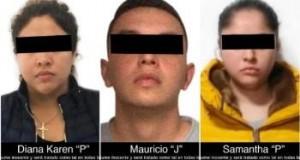 """Tras catear 8 domicilios, detienen a hijas de """"El Ojos"""", ex líder del Cártel de Tláhuac"""
