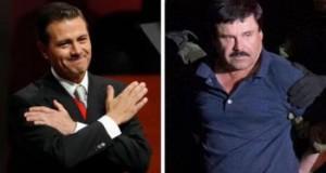 """Defensa de """"El Chapo"""" interpone denuncia contra Peña y estos funcionarios de su administración"""