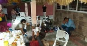 Hombres que mataron a 14 personas en una fiesta buscaban a 'El Beky', dueño de un bar en Minatitlán