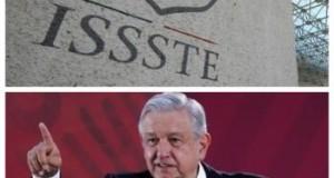 """""""No hay crisis que no se pueda enfrentar"""", dice AMLO sobre situación en Issste"""