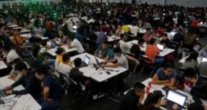 Jóvenes en México imponen récord por clase de software más grande del mundo