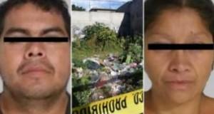 """""""Monstruos de Ecatepec"""" pasarán 15 años en prisión"""